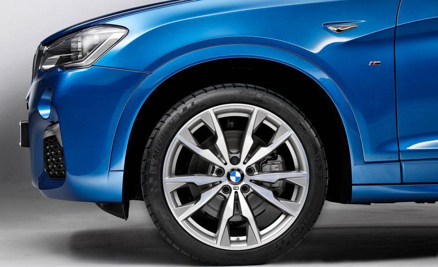 2016 BMW X4 M40i - Slide 33