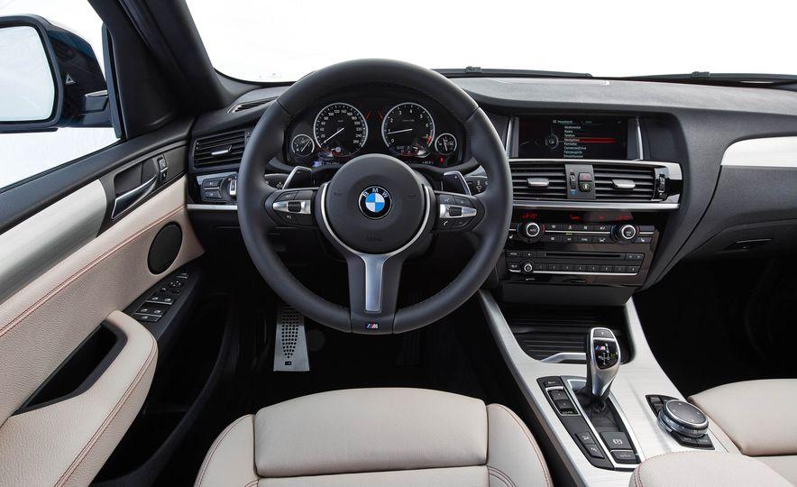 2016 BMW X4 M40i - Slide 35