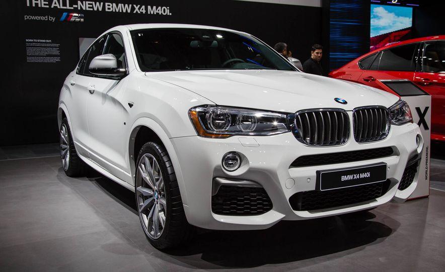 2016 BMW X4 M40i - Slide 2