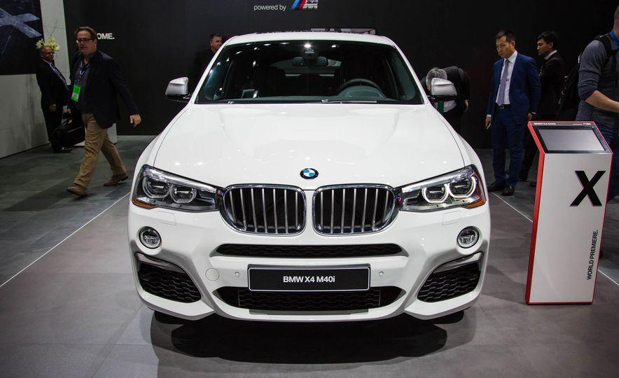 2016 BMW X4 M40i - Slide 3