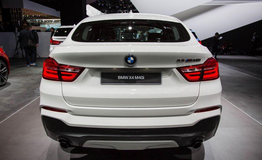 2016 BMW X4 M40i - Slide 4