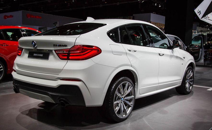 2016 BMW X4 M40i - Slide 5