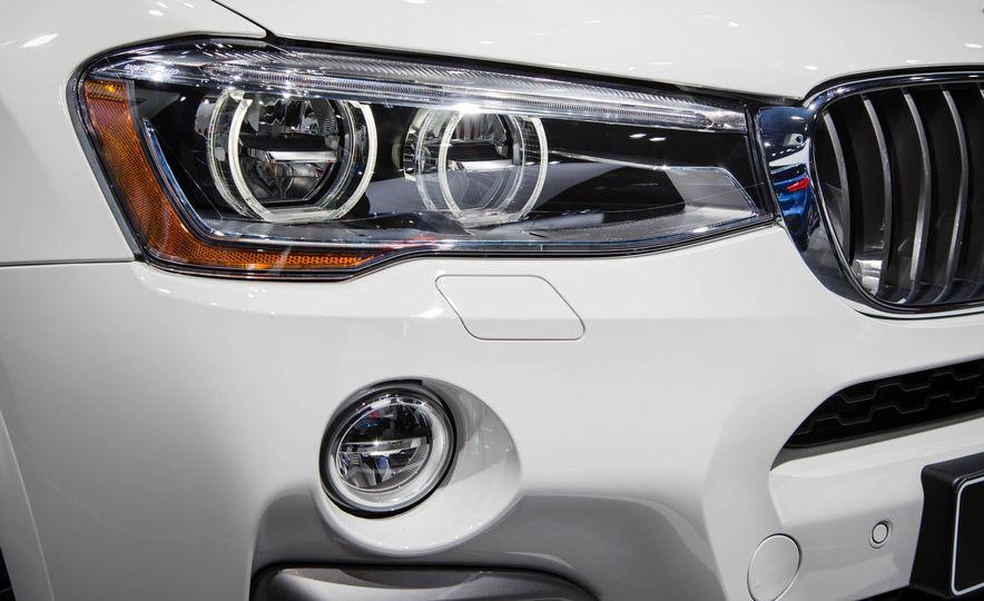 2016 BMW X4 M40i - Slide 6
