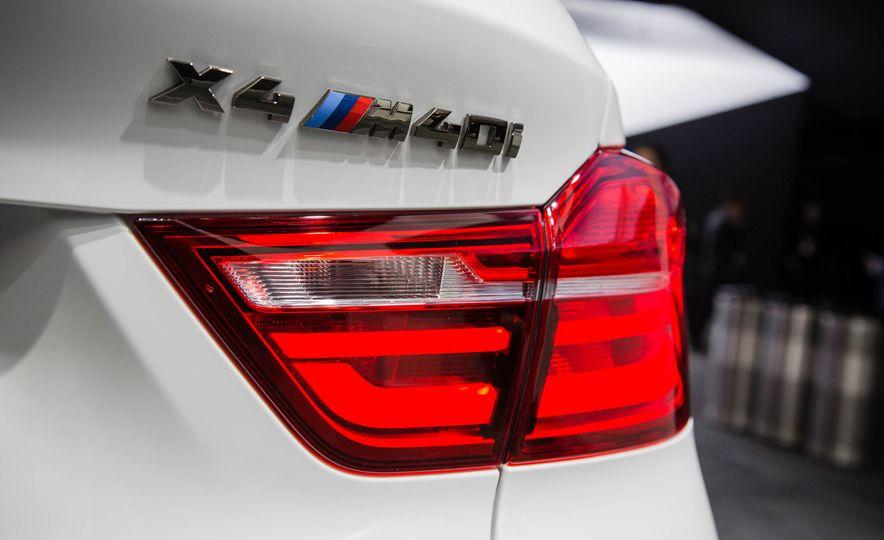 2016 BMW X4 M40i - Slide 8