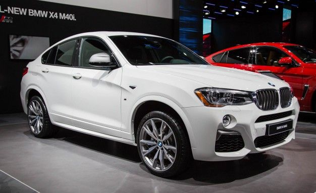 2016 BMW X4 M40i Launched: Because Why Not?