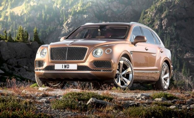 Bentley Bentayga Reviews | Bentley Bentayga Price, Photos, and Specs ...