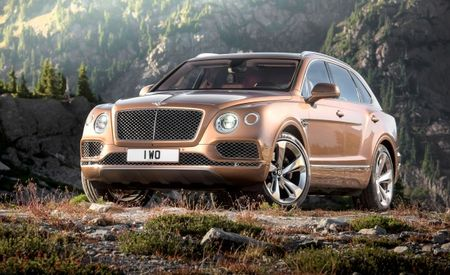 New App Helps the Feckless Rich Spec Their Perfect Bentley via Facial Recognition