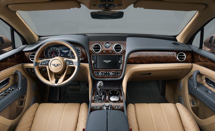 2017 Bentley Bentayga - Slide 37