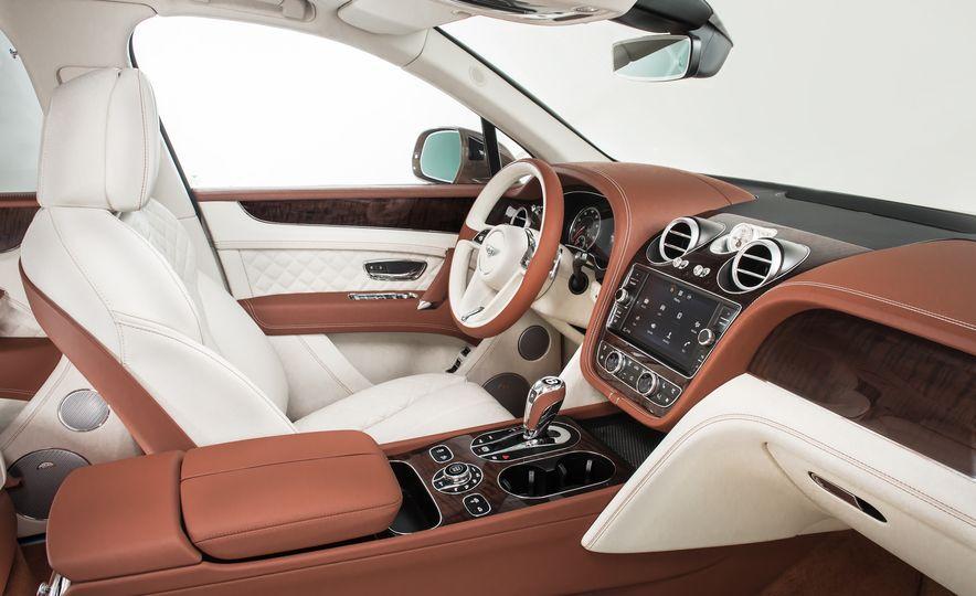 2017 Bentley Bentayga - Slide 43