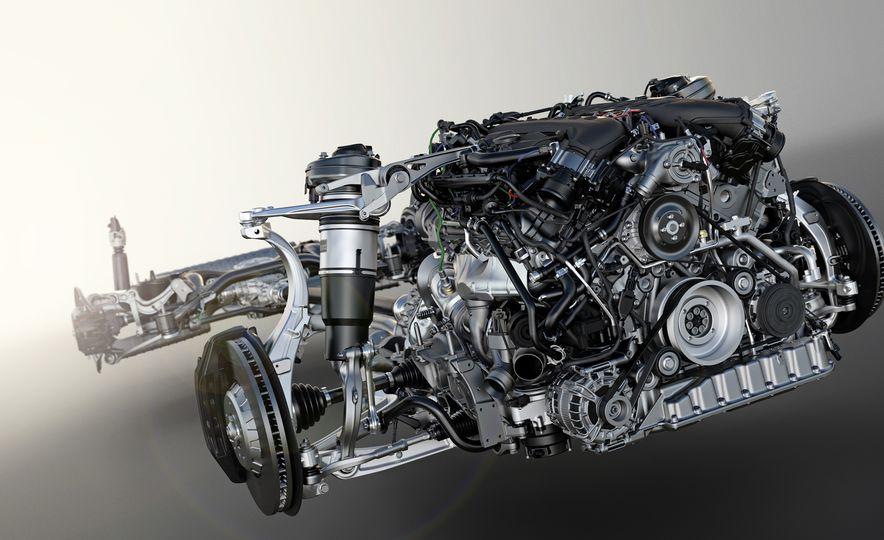 2017 Bentley Bentayga - Slide 44