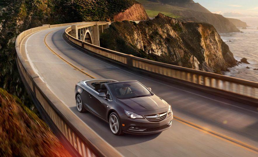 2016 Buick Cascada - Slide 1