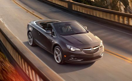 2016 Buick Cascada Priced, and Priced Rather Smartly at That