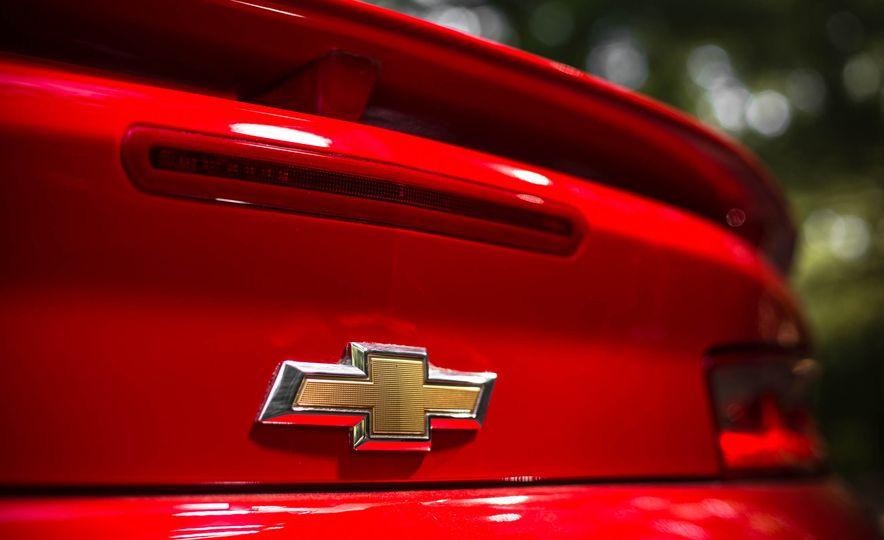 2016 Chevrolet Camaro SS - Slide 8