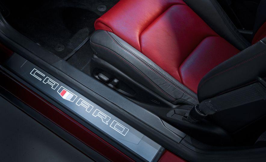 2016 Chevrolet Camaro SS - Slide 19
