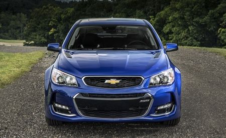 Fresh-Faced for 2016: Chevrolet SS Gets Updated