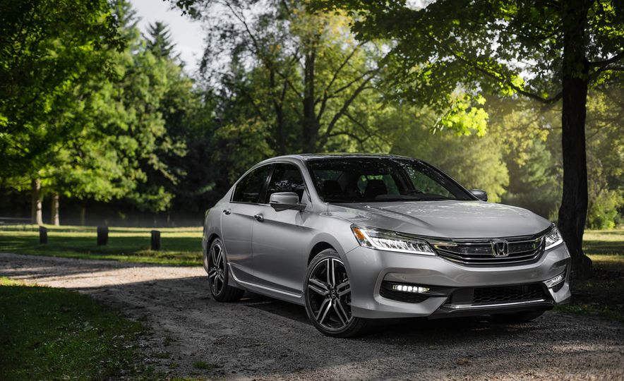 2016 Honda Accord V-6 Touring - Slide 1