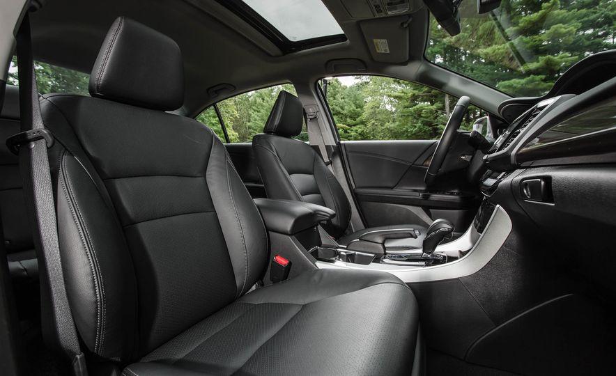 2016 Honda Accord V-6 Touring - Slide 19
