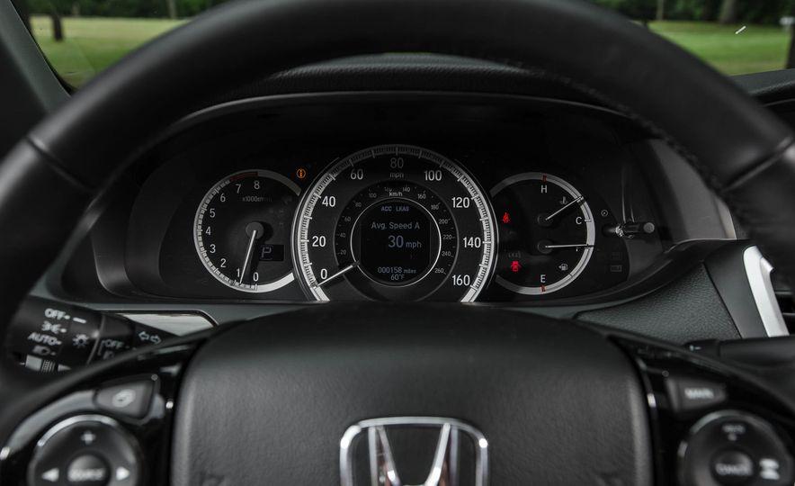 2016 Honda Accord V-6 Touring - Slide 23