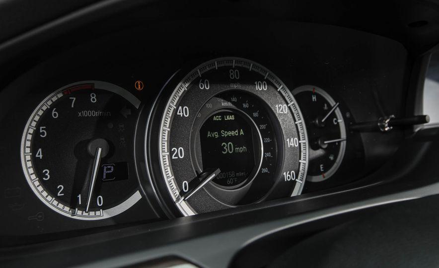 2016 Honda Accord V-6 Touring - Slide 24
