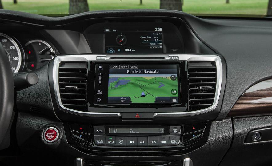 2016 Honda Accord V-6 Touring - Slide 26