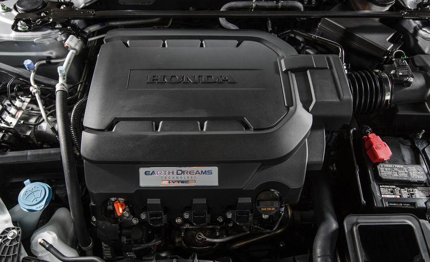 2016 Honda Accord V-6 Touring - Slide 36