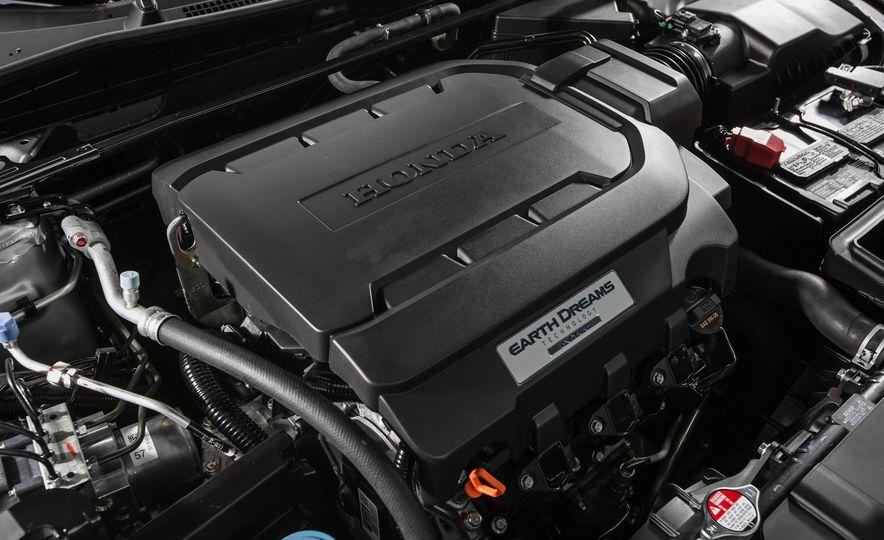 2016 Honda Accord V-6 Touring - Slide 37