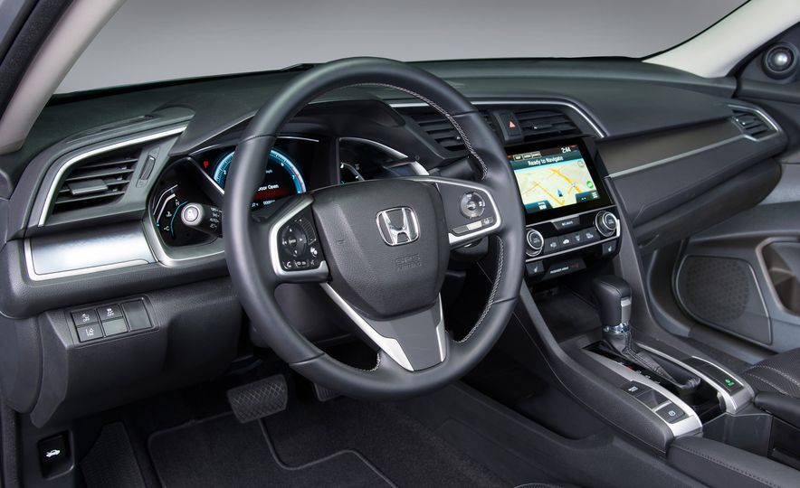 2016 Honda Civic Touring - Slide 48