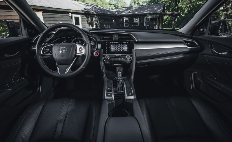 2016 Honda Civic Touring - Slide 22