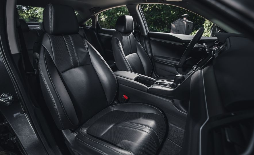 2016 Honda Civic Touring - Slide 25