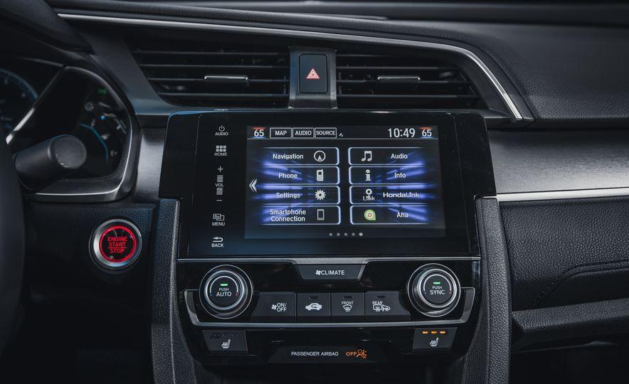 2016 Honda Civic Touring - Slide 32