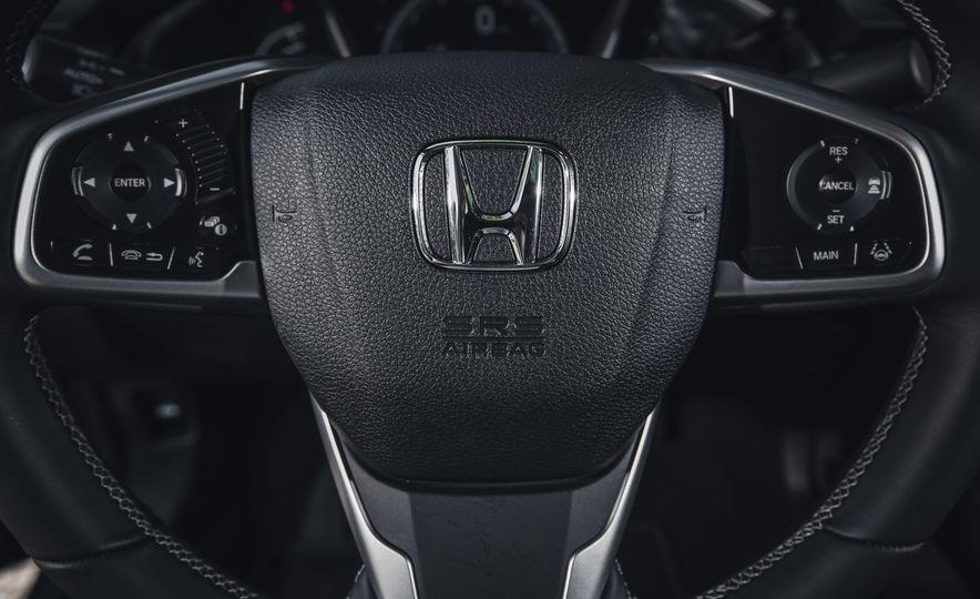 2016 Honda Civic Touring - Slide 36