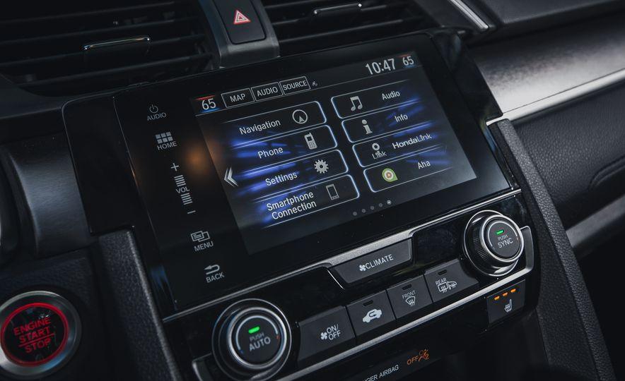 2016 Honda Civic Touring - Slide 37