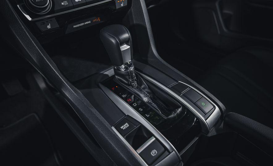 2016 Honda Civic Touring - Slide 39