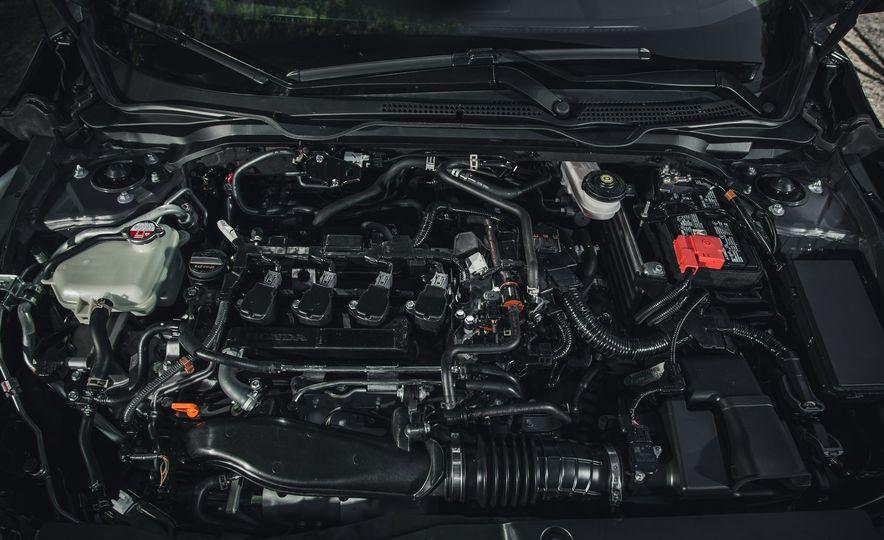 2016 Honda Civic Touring - Slide 41