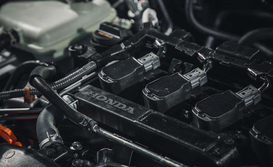 2016 Honda Civic Touring - Slide 44