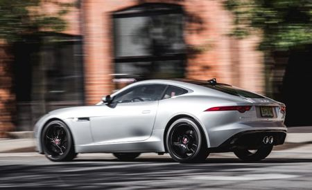 For Real: 2017 Jaguar F-type V-6 Gets Cheaper