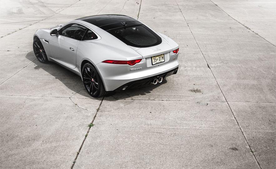 2016 Jaguar F-Type V-6 S coupe - Slide 11