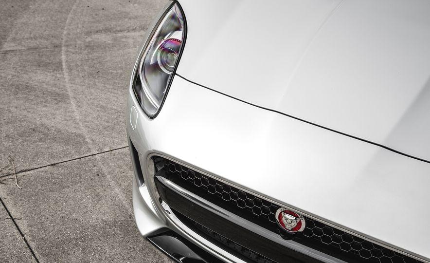 2016 Jaguar F-Type V-6 S coupe - Slide 19