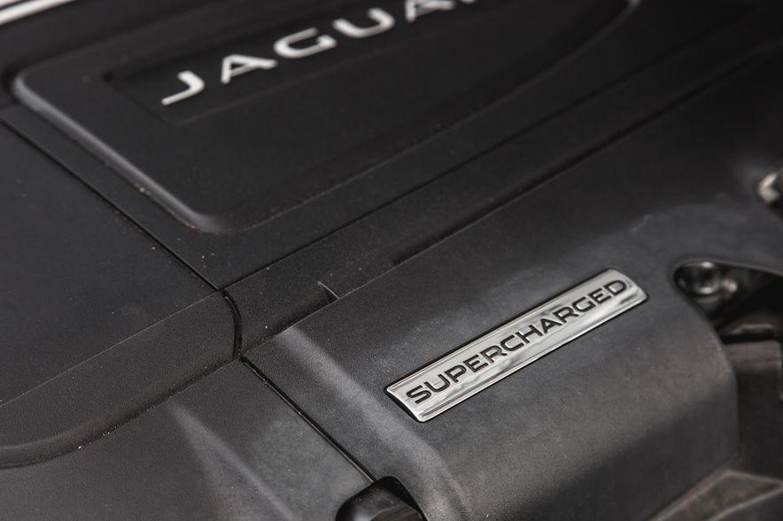 2016 Jaguar F-Type V-6 S coupe - Slide 66