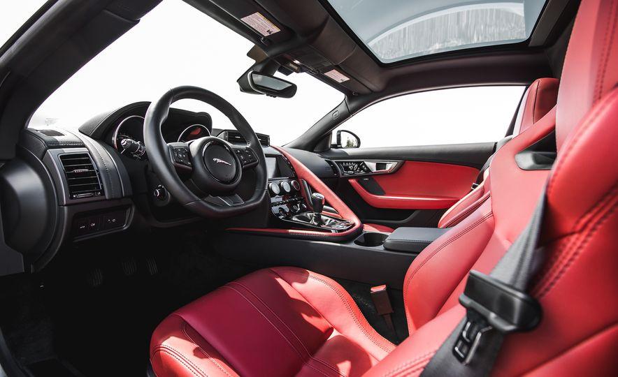 2016 Jaguar F-Type V-6 S coupe - Slide 40