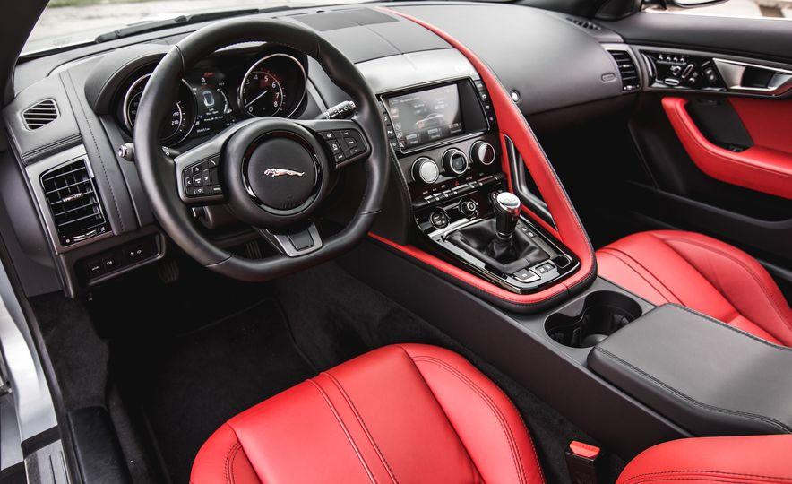 2016 Jaguar F-Type V-6 S coupe - Slide 41
