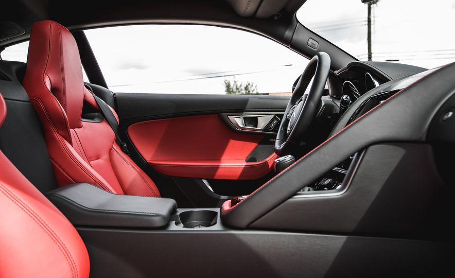 2016 Jaguar F-Type V-6 S coupe - Slide 44