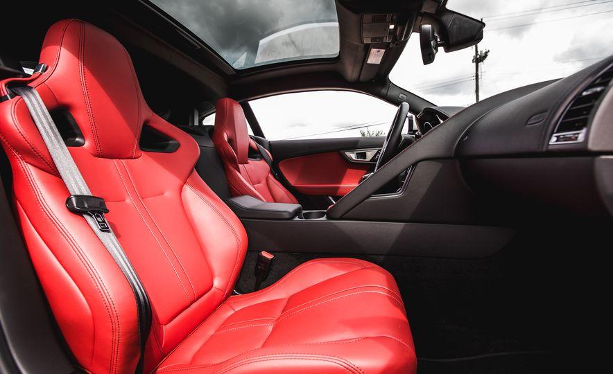 2016 Jaguar F-Type V-6 S coupe - Slide 45
