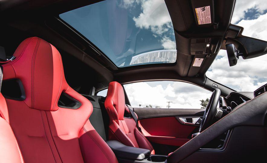 2016 Jaguar F-Type V-6 S coupe - Slide 46