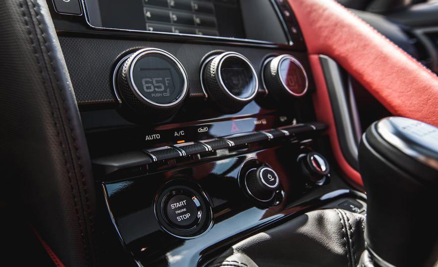 2016 Jaguar F-Type V-6 S coupe - Slide 50