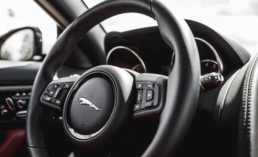 2016 Jaguar F-Type V-6 S coupe - Slide 54