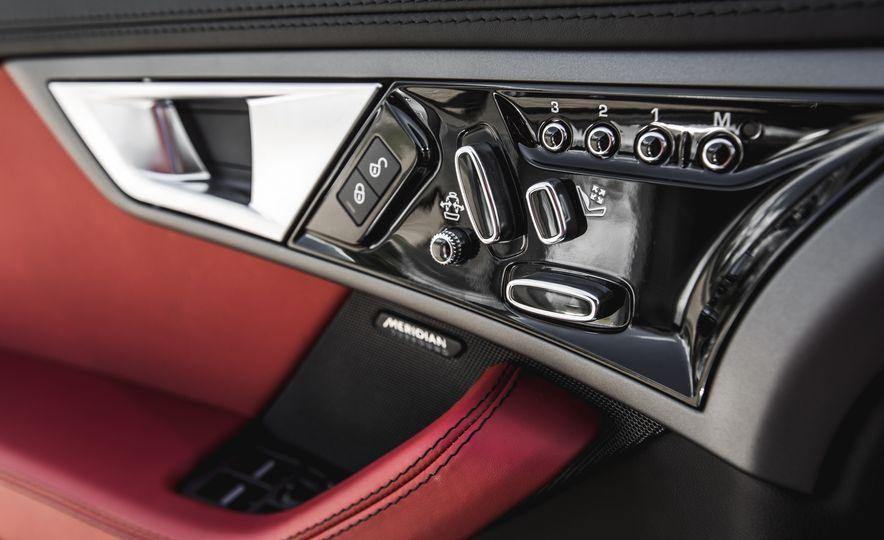 2016 Jaguar F-Type V-6 S coupe - Slide 60