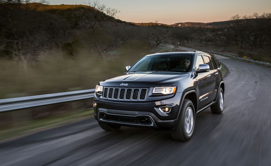 2016 Jeep Grand Cherokee SRT - Slide 8