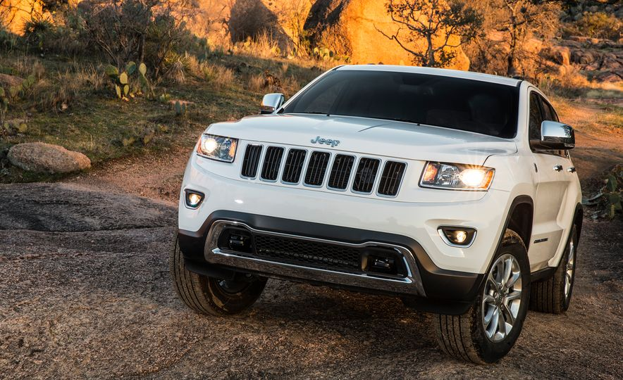 2016 Jeep Grand Cherokee SRT - Slide 10