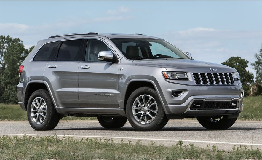 2016 Jeep Grand Cherokee SRT - Slide 11